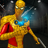 Spider Hero Gangster Crime 3D