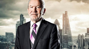 Lord Sugar loses 19lbs within two months
