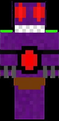 It's Sableye in his powersuit