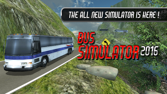 Bus Simulator 2016 1.0.8 APK