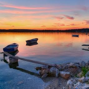 Pula, Croatia by Elvis Pažin - Landscapes Sunsets & Sunrises