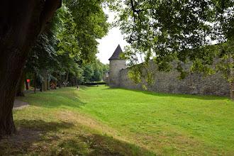 Photo: Teraz szybki przejazd do czeskiego Carcassonne - Polička
