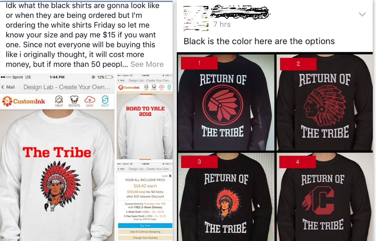 Design your own t-shirt and save it - Facebook