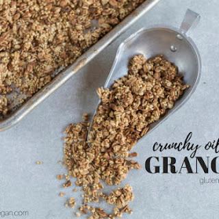 Easy Crunchy Oil-Free Granola