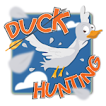Birds hunting icon