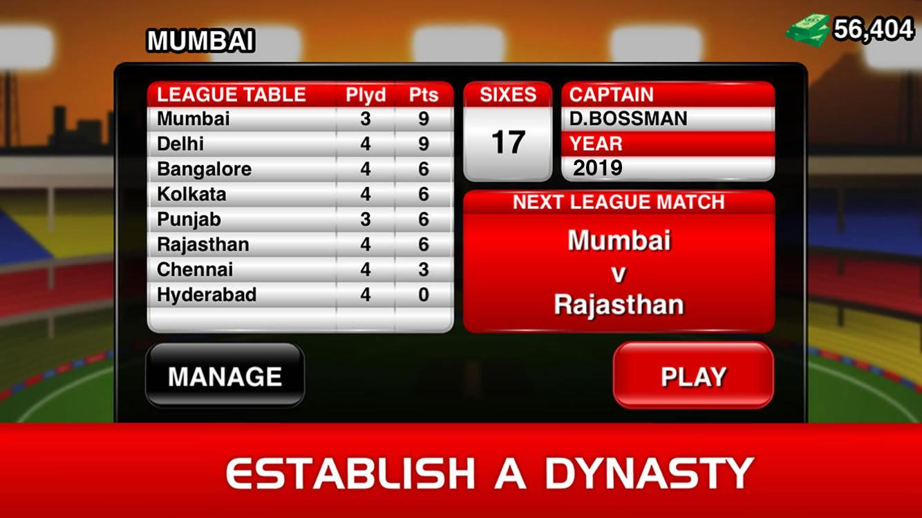 Stick Cricket Premier League screenshot #4