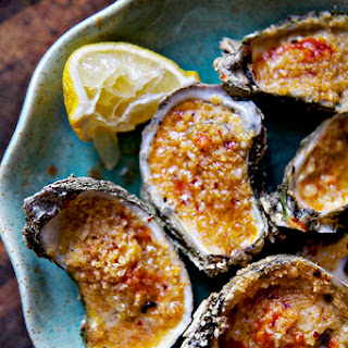 Charbroiled Oysters.