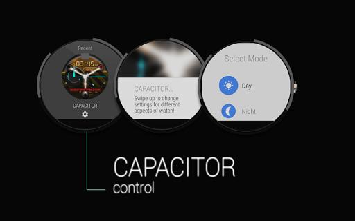 玩免費個人化APP|下載CAPACITOR - Watch Face app不用錢|硬是要APP