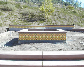 Photo: Fountain Surround - Garden Wall Private Residence, Newbury Park, CA
