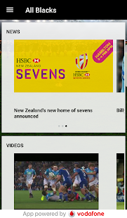 All Blacks Official- screenshot thumbnail