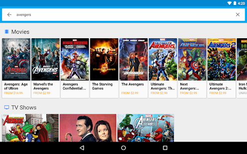 Google Cast Screenshot 10