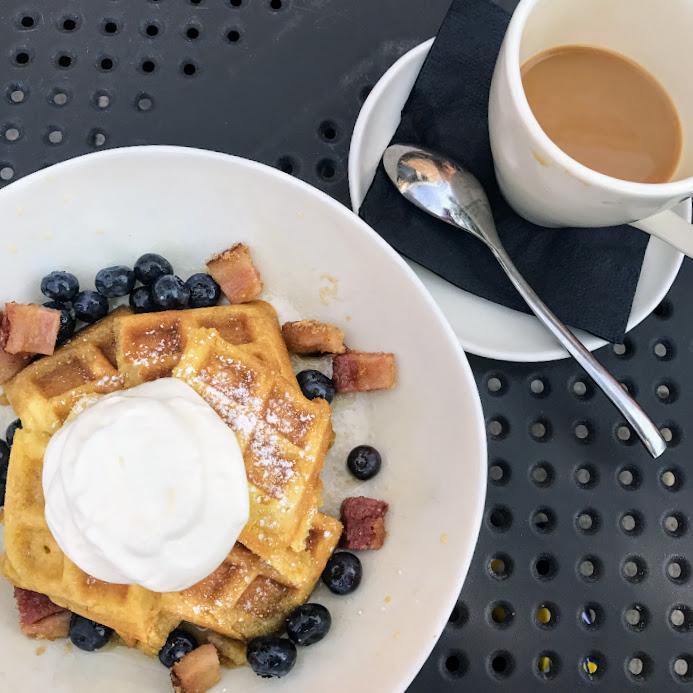 The Hop Mess waffles, Rhyme or Reason