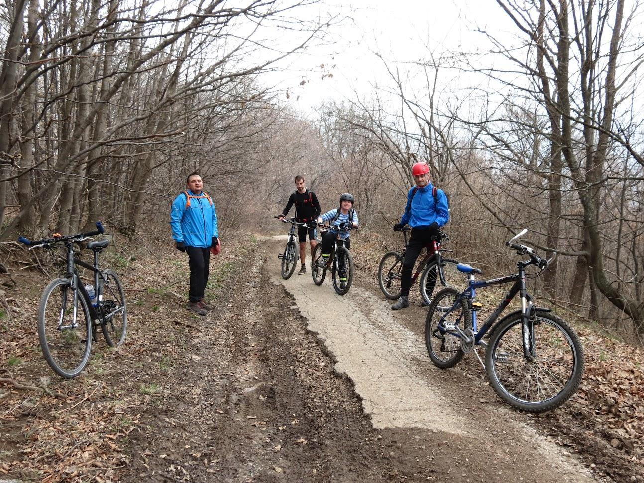 Открихме велосезона за пореден път – 26.03.2017