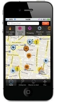 geolocalisation mobile