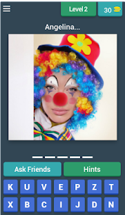 Guess the clown - náhled