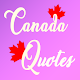 Canada Quotes for PC-Windows 7,8,10 and Mac