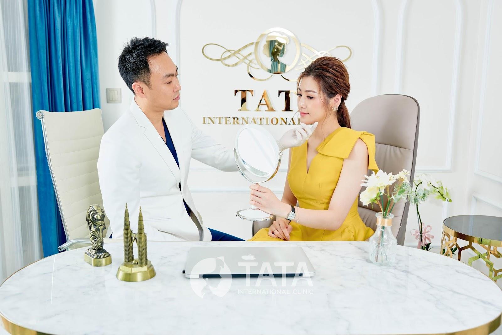 TATA International Clinic - Chương trình ưu đãi hấp dẫn cho phái đẹp - Ảnh 5