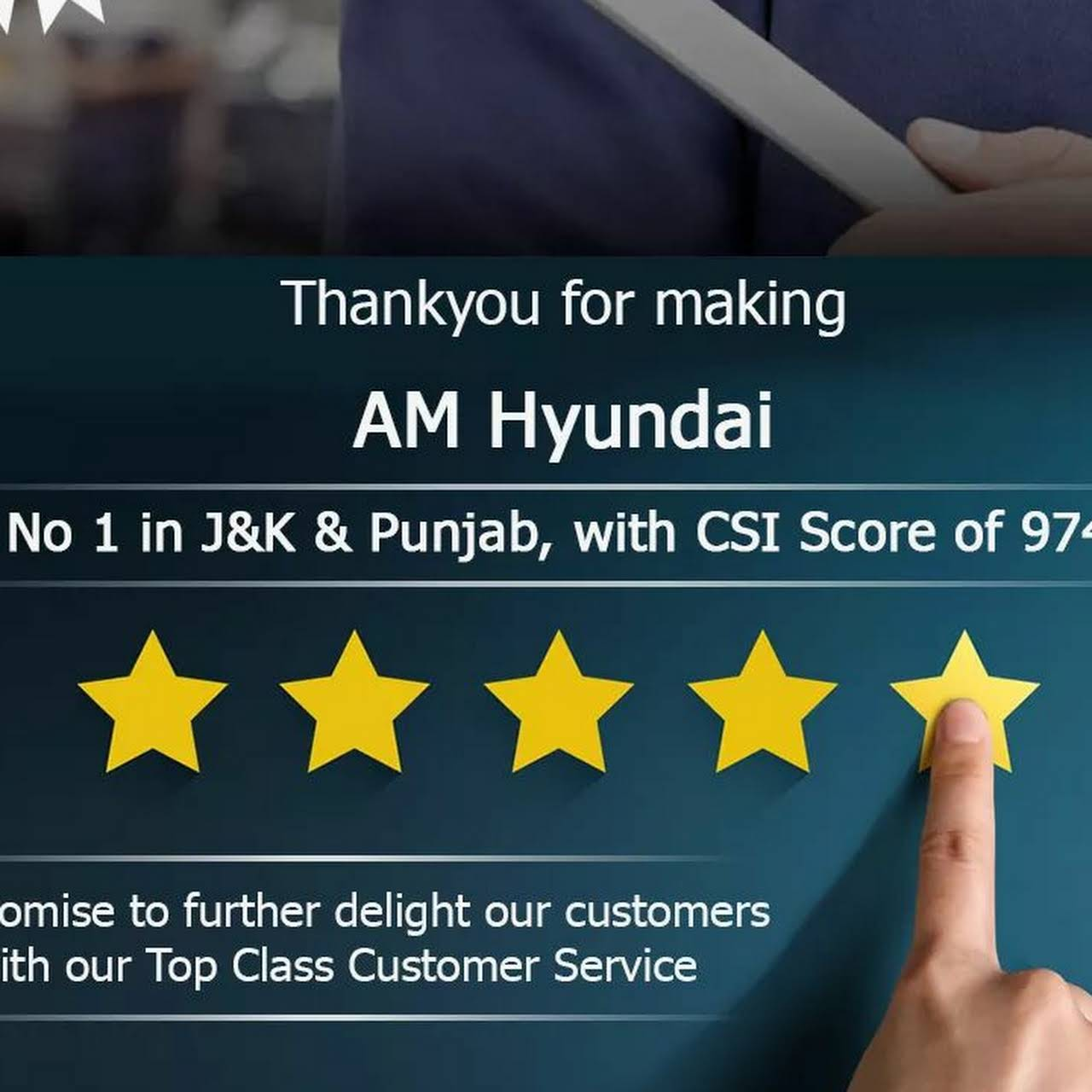 AM Hyundai - By-Pass Road Jammu - Car Dealer in Jammu