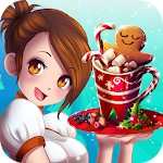 Dessert Chain: Café Waitress 0.8.2 (Mod)