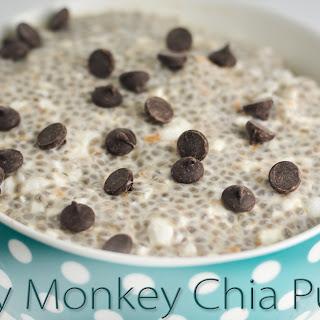 Chunky Monkey Chia Pudding.