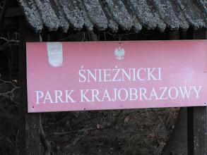 Photo: Śnieżnicki Park Krajobrazowy