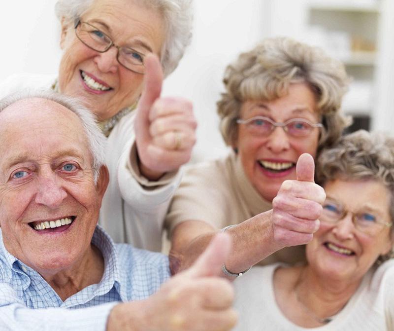 Omega 3 đem lại lợi ích cho cả người cao tuổi