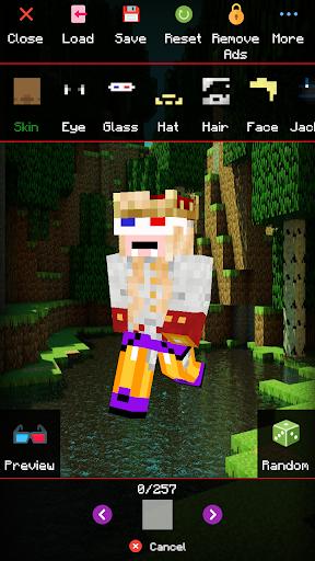 Custom Skin Creator Minecraft 2.0.0 screenshots 7