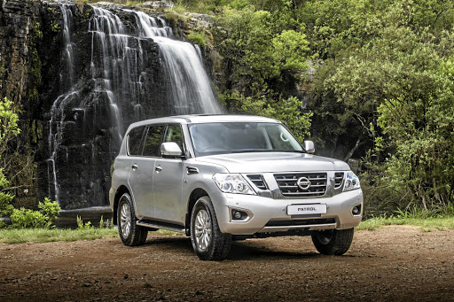 Nissan has finally decided to launch its luxury SUV flagship, the Patrol. Picture: MOTORPRESS