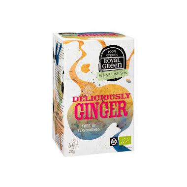 Te - Deliciously Ginger eko REA