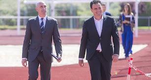 Rubiales y Molina se vuelven a encontrar.
