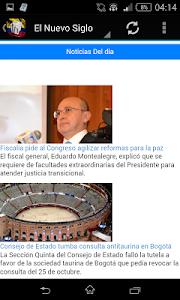 Noticias de Colombia screenshot 3