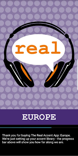 The Real Accent App: Europe 이미지[1]