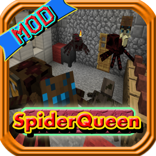 Spider Queen MCPE Mod Guide