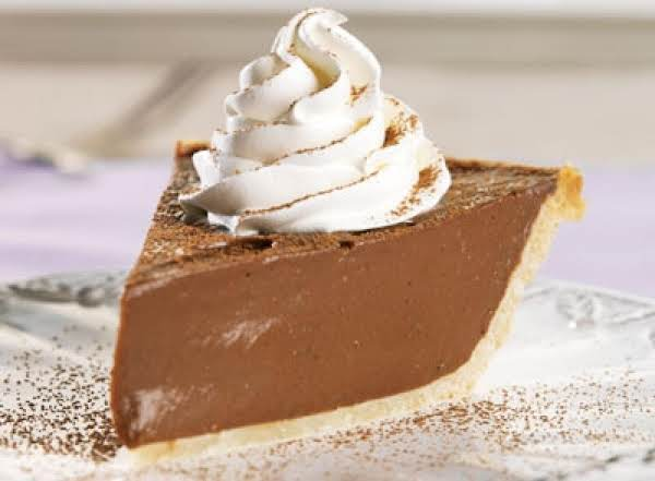 Hershey's Chocolate Cream Pie Recipe