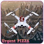 Drone Pizza Delivery 1.4 Apk