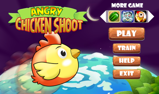 Angry Chicken Shoot