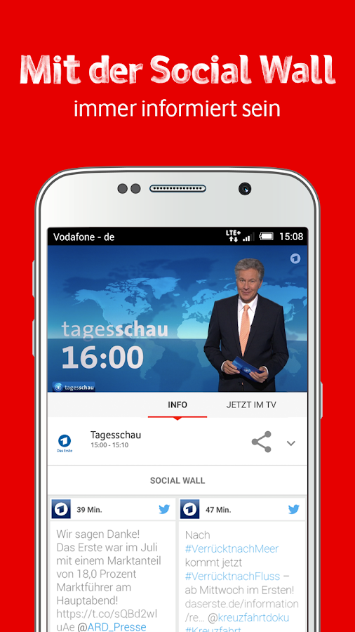 MobileTV- screenshot