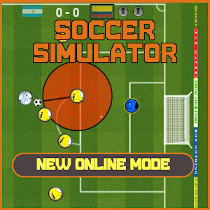 Soccer simulator ONLINE for PC and MAC