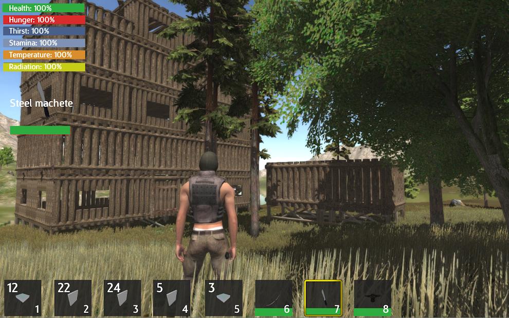 Thrive Island - Survival Throwback screenshot 14