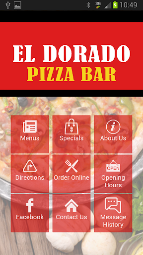 El Dorado Pizza Bar