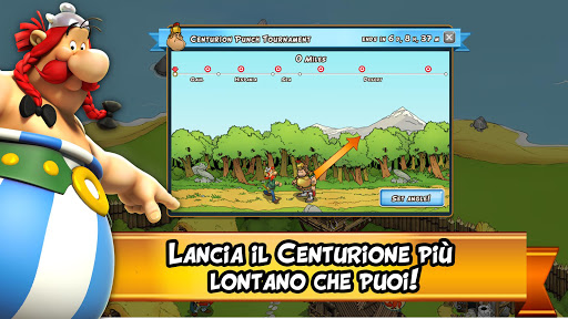 Asterix and Friends  άμαξα προς μίσθωση screenshots 1