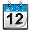 Jim's Date Calculator icon