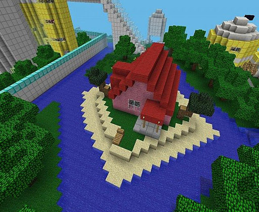 Dragon Block C mod Minecraft for PC