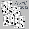 Crosswords 04 - April 2012 icon