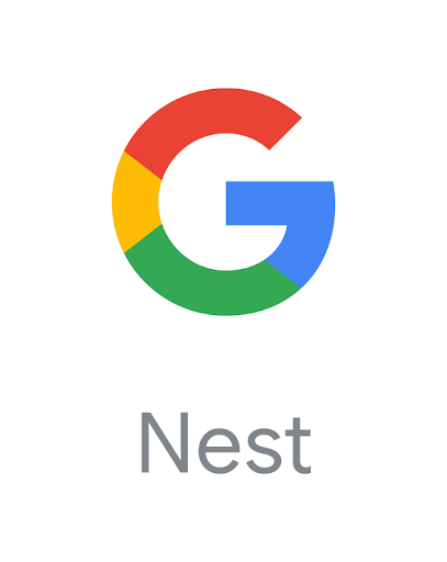 G and Nest Logo (vertical)