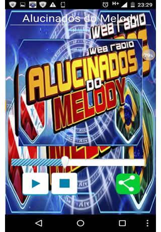Rádio Alucinados do Melody