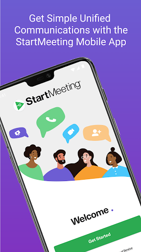 Start Meeting 4.3.1.1 screenshots 1