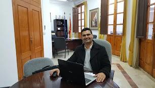 Imagen de archivo del alcalde de Turre.