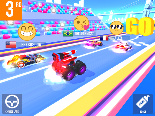 SUP Multiplayer Racing  screenshots 13
