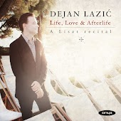 Life, Love & Afterlife' A Liszt recital
